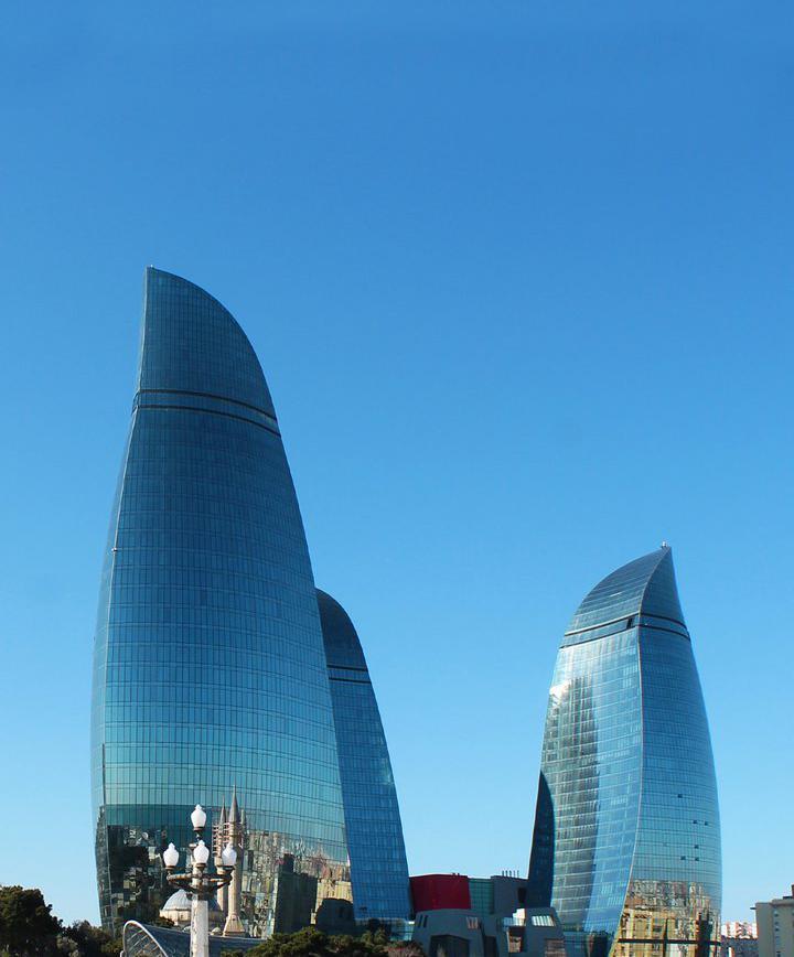 바쿠, 아제르바이잔 프로필 이미지