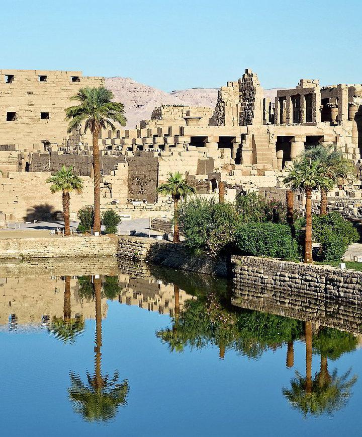 룩소르, 이집트 프로필 이미지