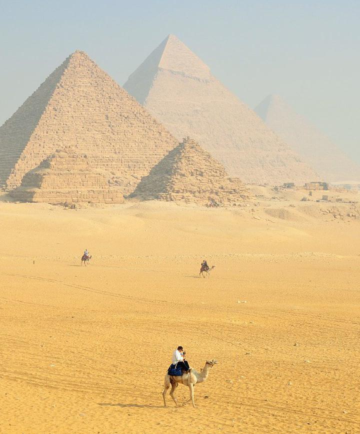 카이로, 이집트 프로필 이미지