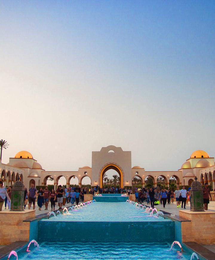 후르가다, 이집트 프로필 이미지