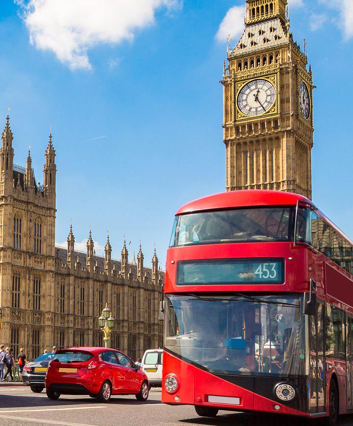 런던, 영국 프로필 이미지