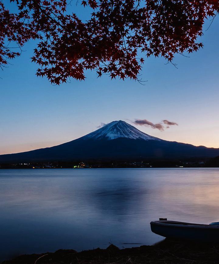후지산, 일본 프로필 이미지