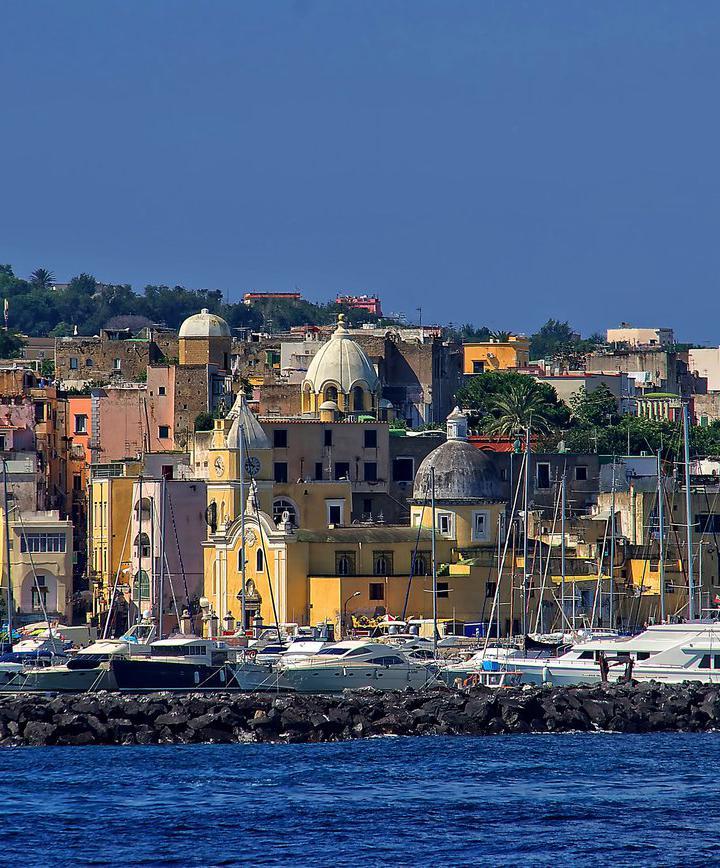 이스키아, 이탈리아 프로필 이미지