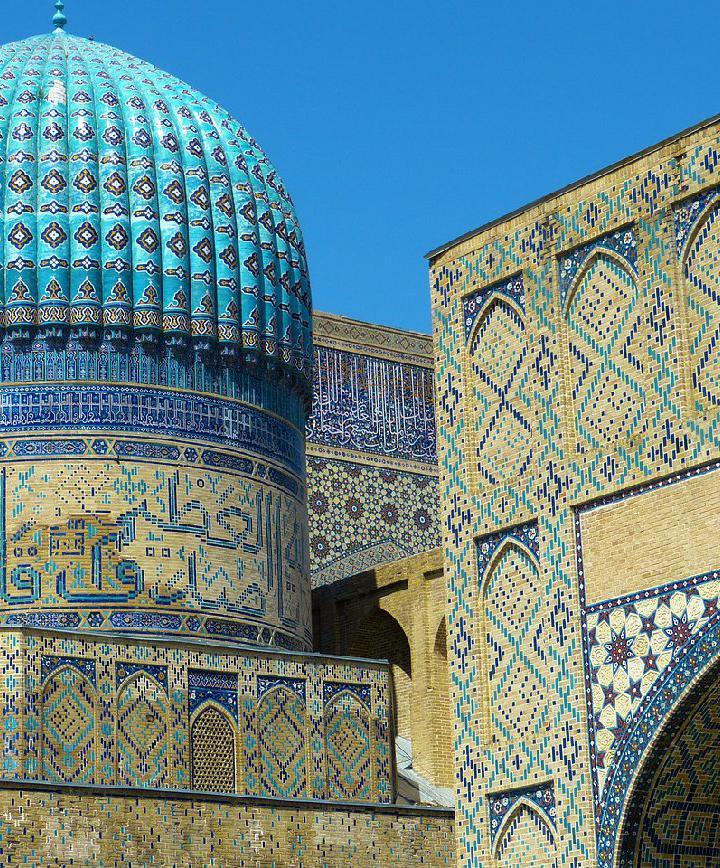 사마르칸트, 우즈베키스탄 프로필 이미지