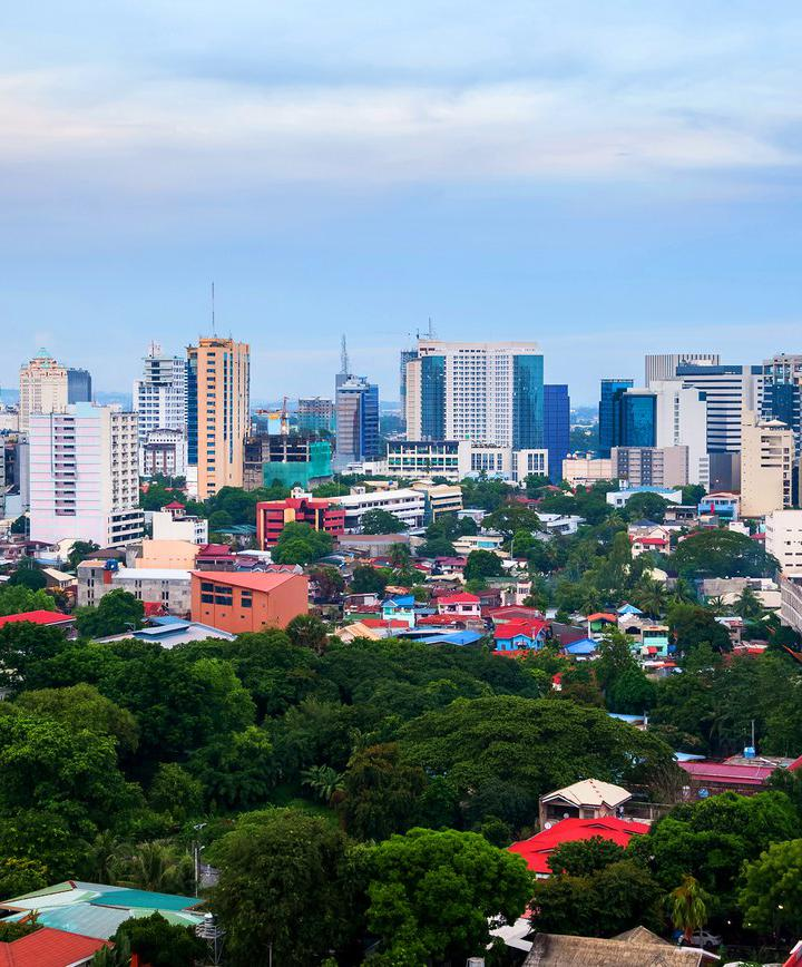 만다우에, 필리핀 프로필 이미지