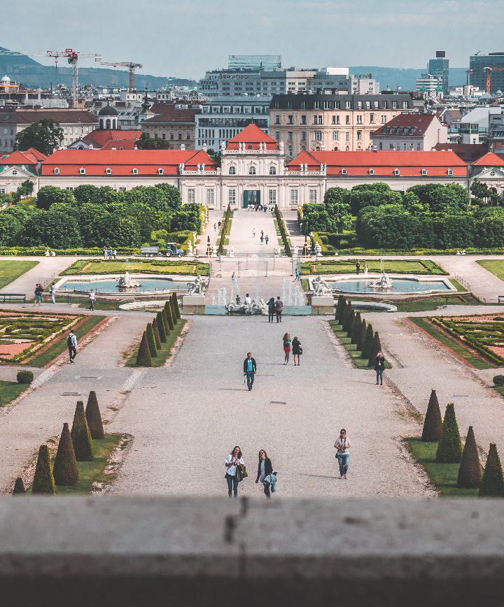 비엔나, 오스트리아 프로필 이미지
