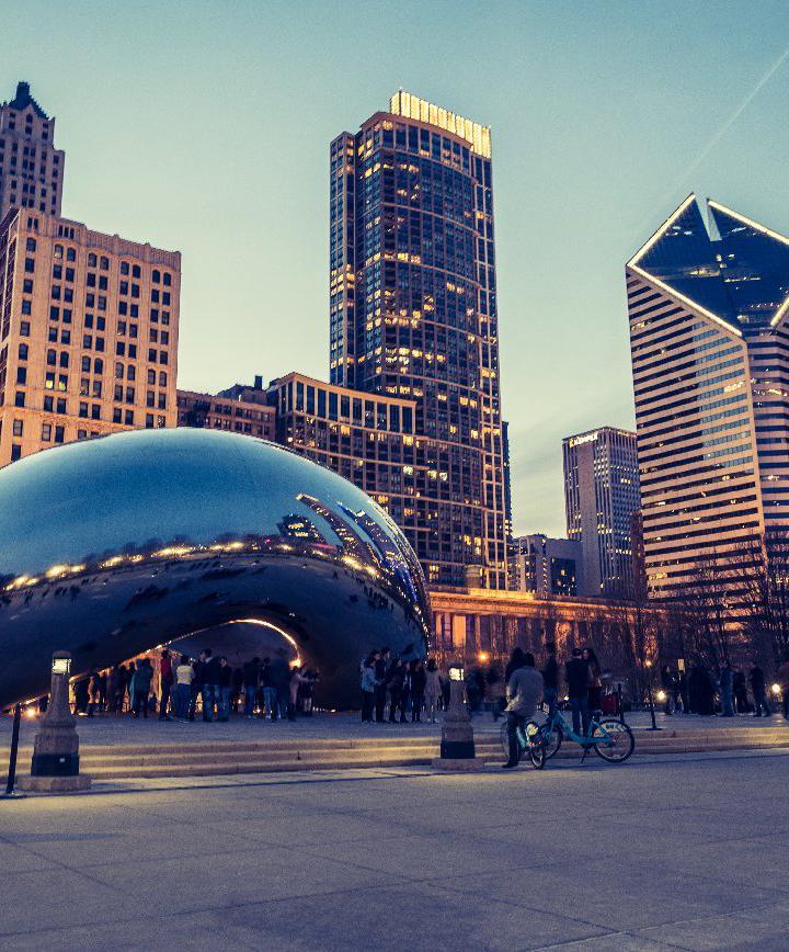 시카고, 미국 프로필 이미지