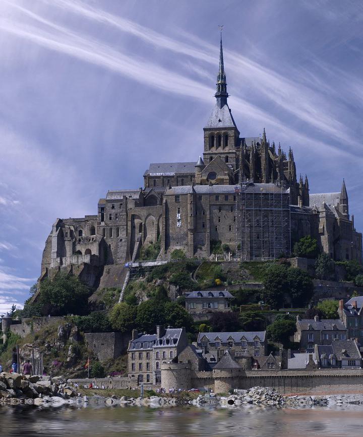 몽생미셸, 프랑스 프로필 이미지