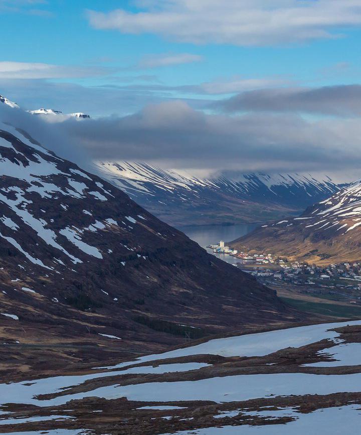 에이일스타디르, 아이슬란드 프로필 이미지