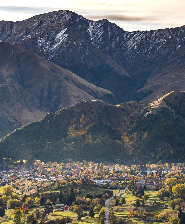 애로우타운, 뉴질랜드 프로필 이미지
