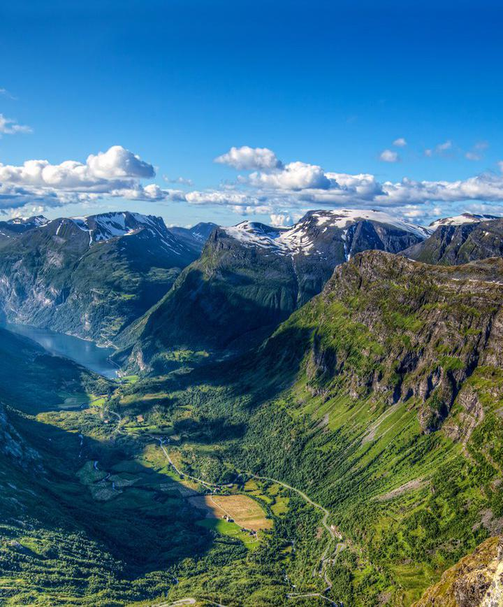 게리랑게르, 노르웨이 프로필 이미지