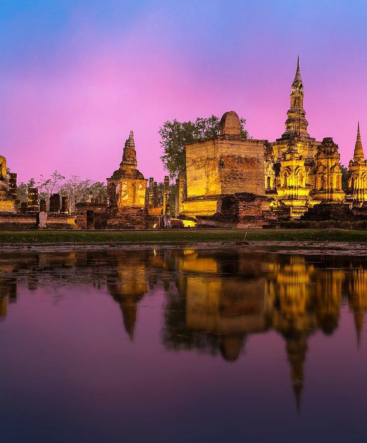 방콕, 태국 프로필 이미지