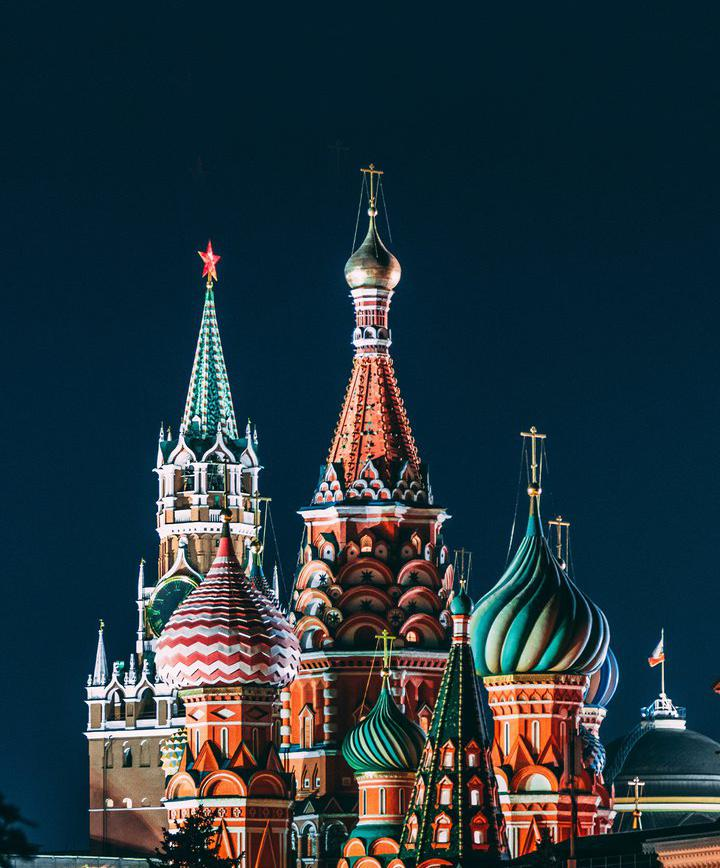 모스크바, 러시아 프로필 이미지
