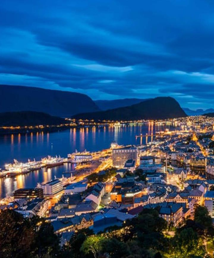 올레순, 노르웨이 프로필 이미지