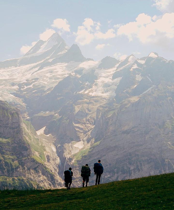 그린델발트, 스위스 프로필 이미지