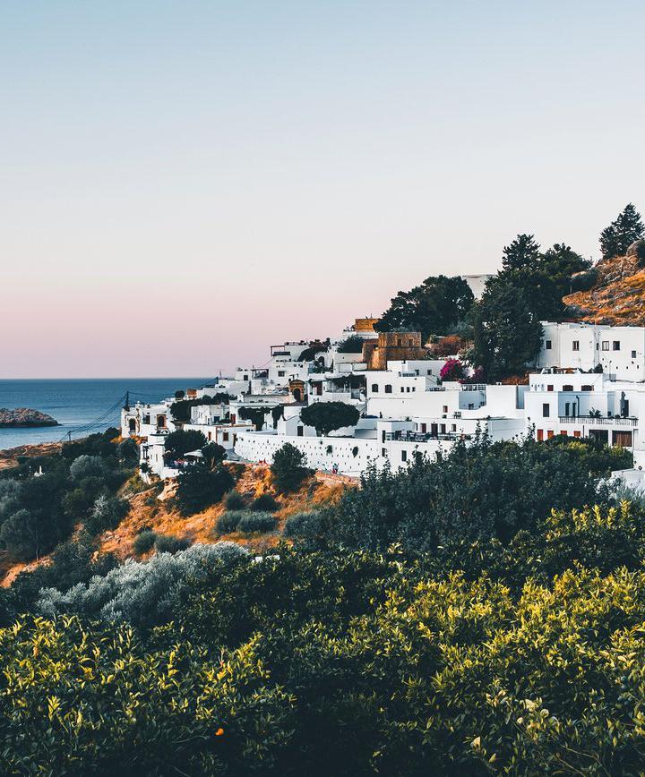 로도스 타운, 그리스 프로필 이미지