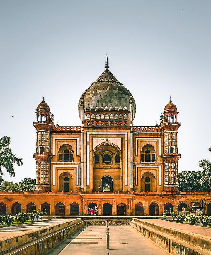 뉴델리, 인도 프로필 이미지