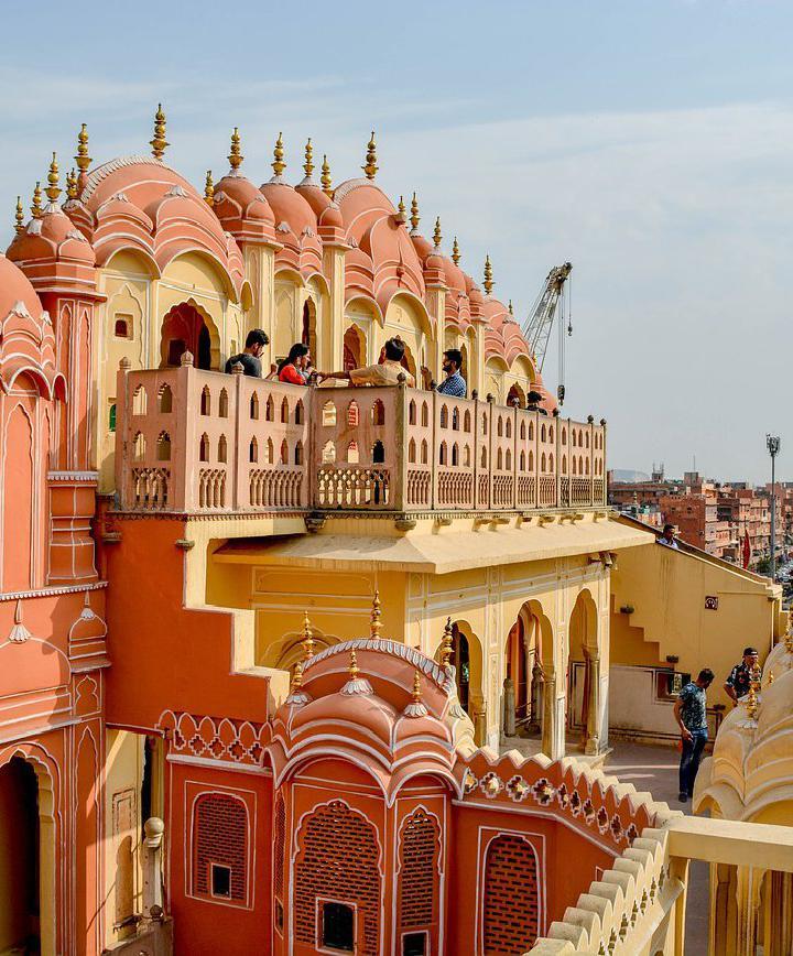 자이푸르, 인도 프로필 이미지