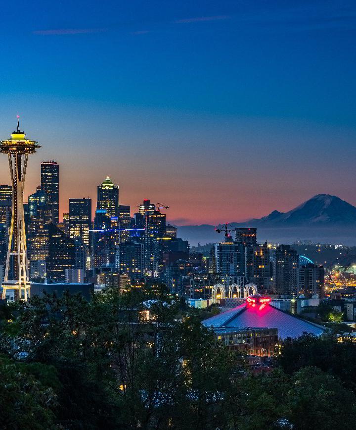 시애틀, 미국 프로필 이미지