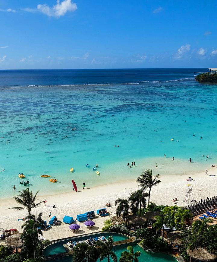 투몬, 괌 프로필 이미지