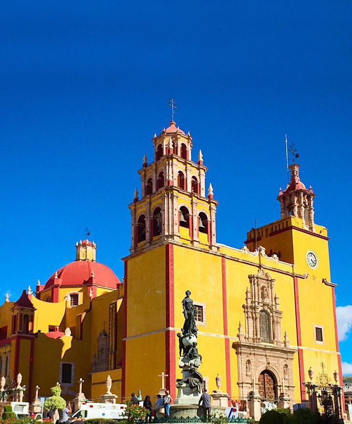 과나후아토, 멕시코 프로필 이미지