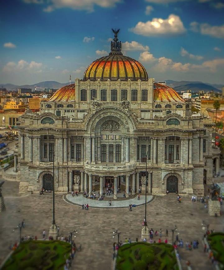 멕시코시티, 멕시코 프로필 이미지