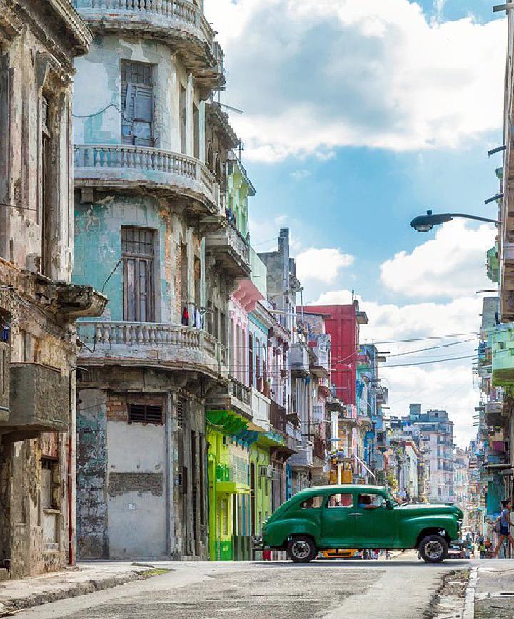 아바나, 쿠바 프로필 이미지