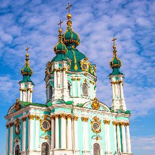 인공지능 추천 여행지 : 키예프 이미지