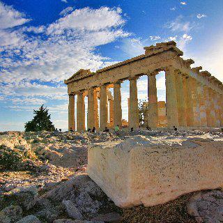 인공지능 추천 여행지 : 아테네 이미지