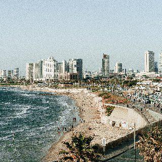 인공지능 추천 여행지 : 텔아비브 이미지