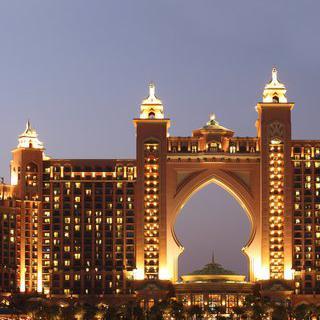 인공지능 추천 여행지 : 두바이 이미지