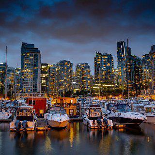인공지능 추천 여행지 : 밴쿠버 이미지