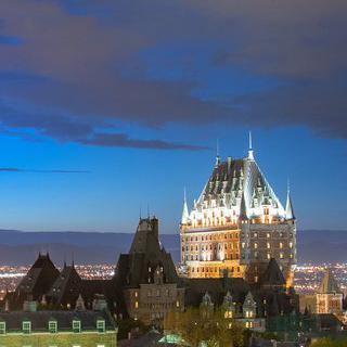 인공지능 추천 여행지 : 퀘벡 이미지