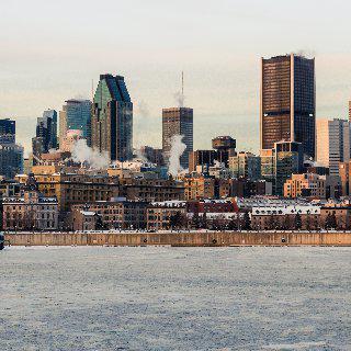 인공지능 추천 여행지 : 몬트리올 이미지
