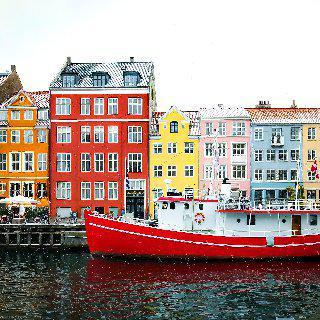 인공지능 추천 여행지 : 코펜하겐 이미지