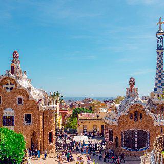 인공지능 추천 여행지 : 바르셀로나 이미지