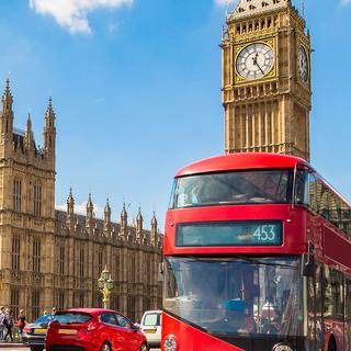 인공지능 추천 여행지 : 런던 이미지