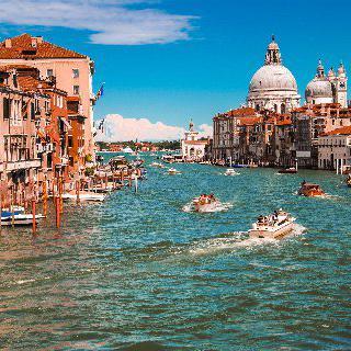 인공지능 추천 여행지 : 베네치아 이미지