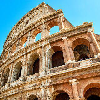 인공지능 추천 여행지 : 로마 이미지