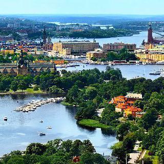 인공지능 추천 여행지 : 스톡홀름 이미지
