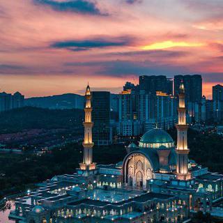 인공지능 추천 여행지 : 쿠알라룸푸르 이미지