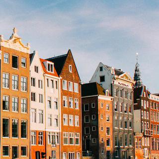 인공지능 추천 여행지 : 암스테르담 이미지