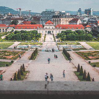 인공지능 추천 여행지 : 비엔나 이미지