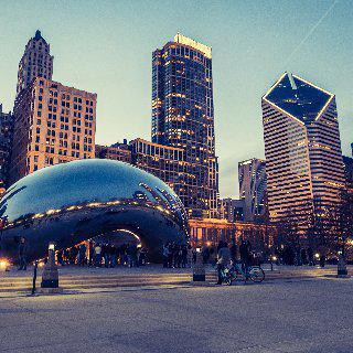 인공지능 추천 여행지 : 시카고 이미지