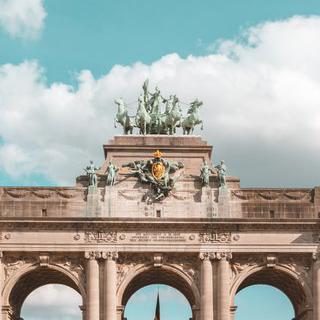 인공지능 추천 여행지 : 브뤼셀 이미지