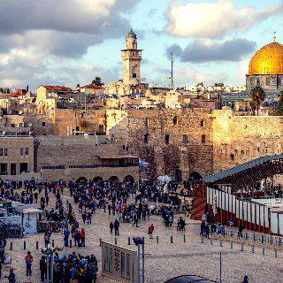 인공지능 추천 여행지 : 예루살렘 이미지