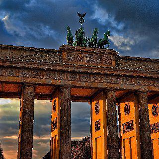 인공지능 추천 여행지 : 베를린 이미지