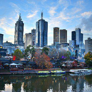 인공지능 추천 여행지 : 멜버른 이미지