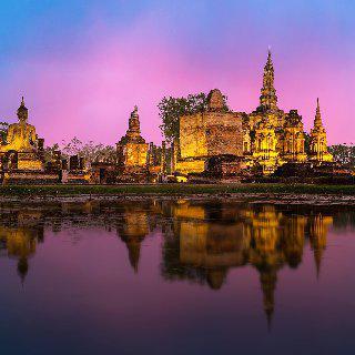 인공지능 추천 여행지 : 방콕 이미지