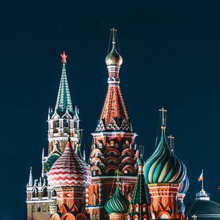 인공지능 추천 여행지 : 모스크바 이미지